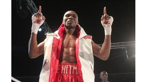Hitman will not fight Danny Boy
