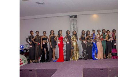 Miss High School North shines