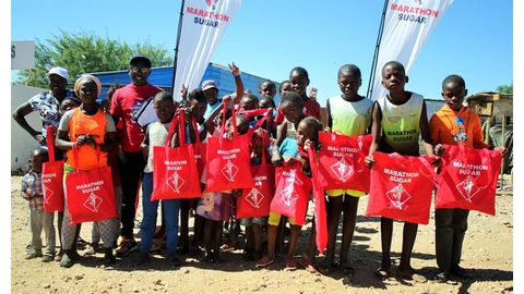Tangeni Nakale Club hosts Christmas fun day