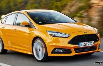 Ford Focus 2.0 ST3