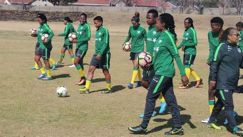 Players flock to SA trials