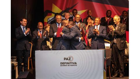 SADC applauds Mozambican peace deal