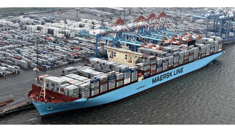 Maersk looks to African trade