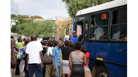 Venaani seeks subsidised student transport