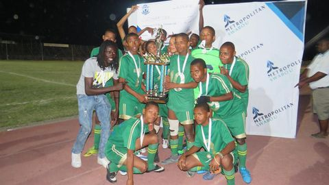 Daweb shines at Metropolitan Super Cup