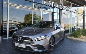 2019 Mercedes-Benz A250 SPORT Demo