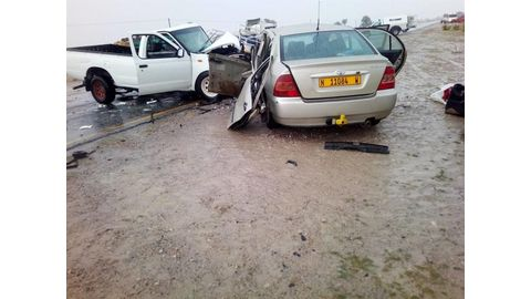 Deadly accidents blight festive weekend