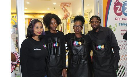 ZZI Kids Hair Studio – a safe haven for kids