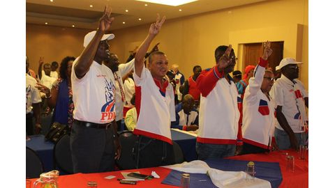 End Swapo dominance - PDM
