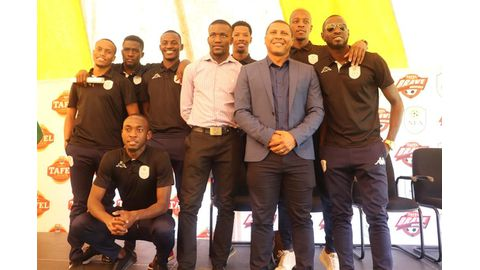 Starke boosts Afcon squad