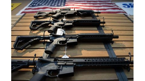 Americans own 40% of world's guns