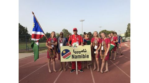 African Youth Games kick off
