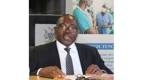 Mwoombola back in office