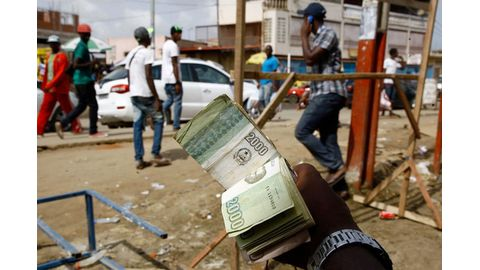 Angola faces currency test in economy shake-up