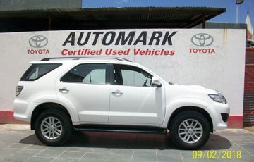 Toyota Fortuner  2.5 D4D 4x2 AT