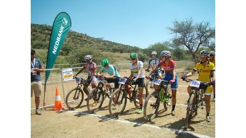 Cyclists face hills challenge
