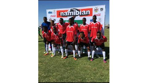 Omaheke appoints technical team for Newspaper Cup