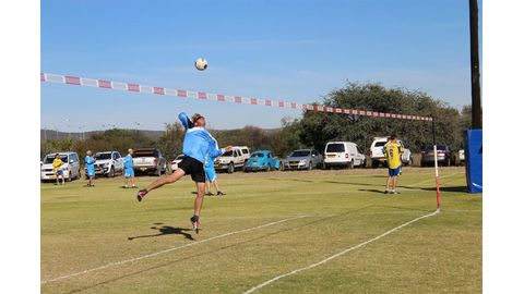 Fistball League enters its fourth round