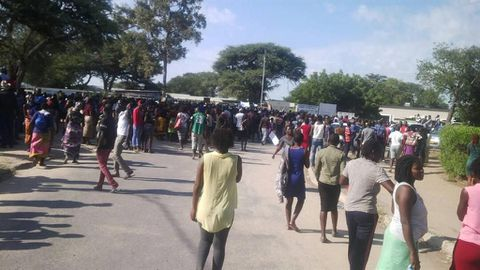 Katima protest group at loggerheads with council