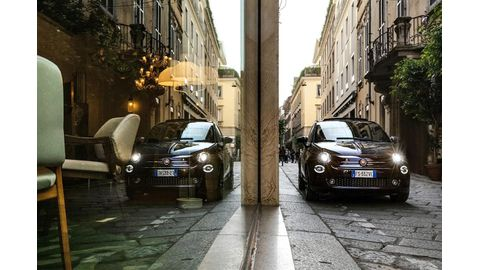 New sales record for Fiat 500