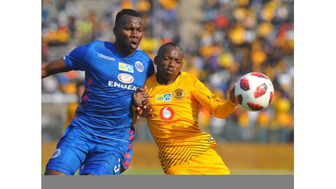 Chiefs crash out of MTN8