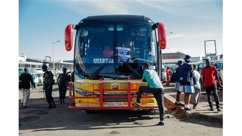 Zim scrambles to ease passengers' woes after protests