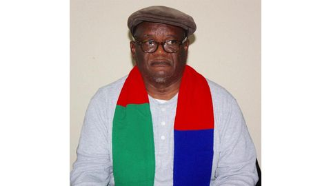 Otjombinde out of Swapo congress