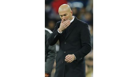 Defeated Real Madrid surprise Zidane