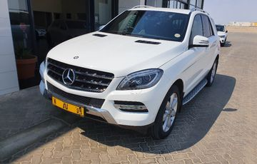 ML350 4Matic
