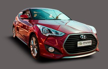 Hyundai Veloster 1.6L GDI Turbo 151 Kw Manual Petrol