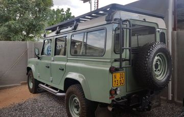 Land Rover Defender Heritage Limited Edition Collectors Item