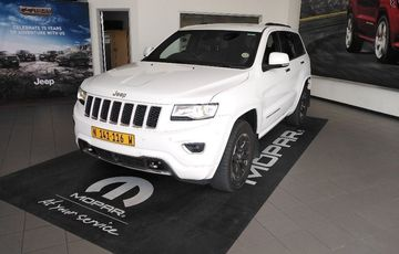 JEEP GRAND CHEROKEE 3.0CRD OVERLAND 4X4