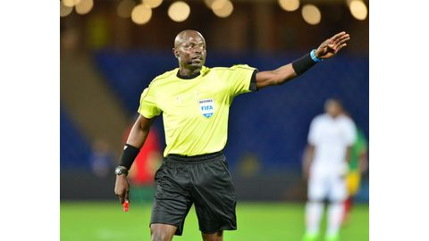 Ref offered Afcon bribe