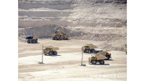Husab Mine worker killed