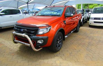 Ford Ranger Wildtrak A/T