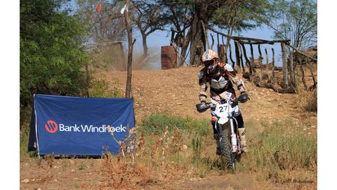 Enduro ends on a high note