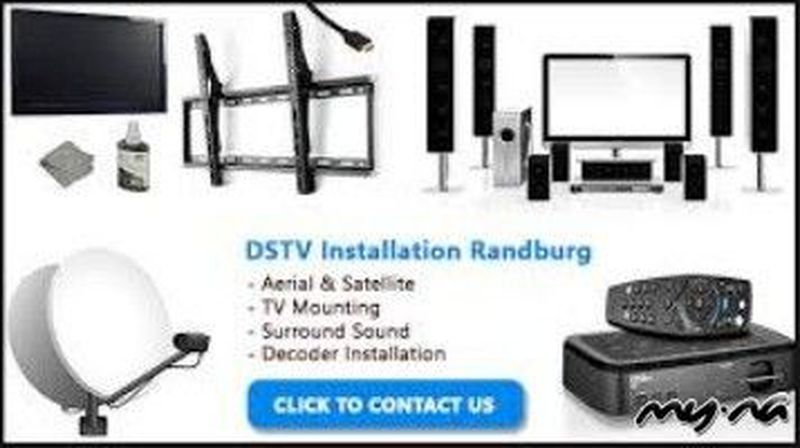CCTV Cameras  DSTv  GO TV NBC TV  Prophetic Channel and many more