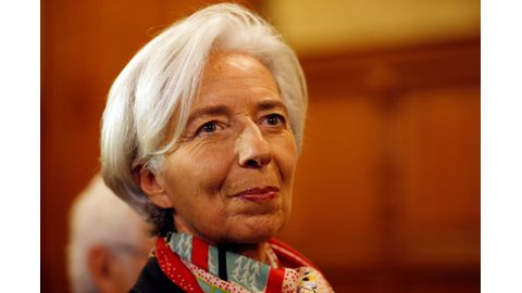 Lagarde found guilty