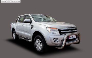 Ford Ranger Double cab 3.2 L Diesel 4x4 Manual