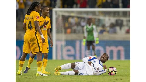 Chiefs' patience rewarded
