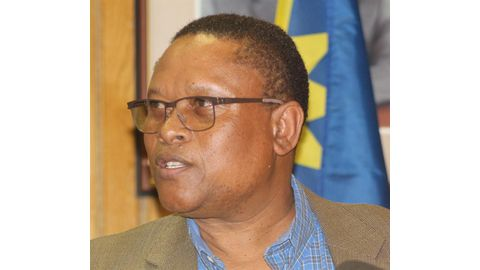 Esau launches fishing strategy for next five years