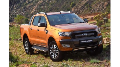 Ford Ranger claims top honours at awards