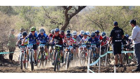 Mountain bike extravaganza this weekend