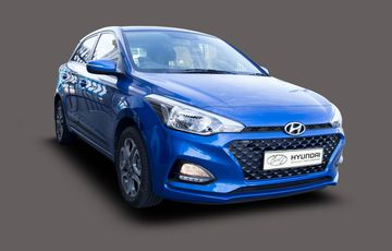 Hyundai I 20 1.4L Fluid Manual Petrol