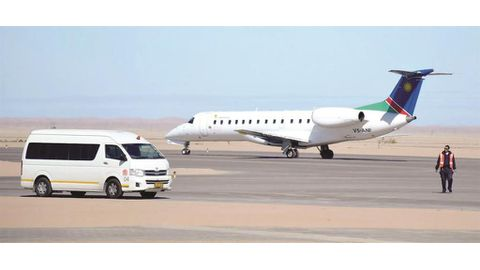 Air Namibia employee steals from passenger