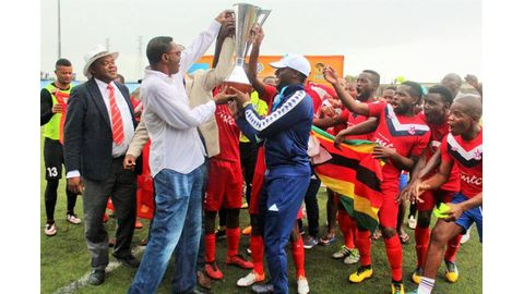 Stars prepare for title defence