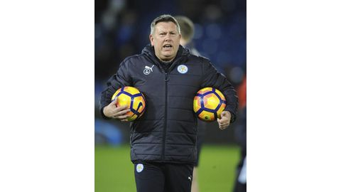 I'm ready for Leicester job - Shakespeare