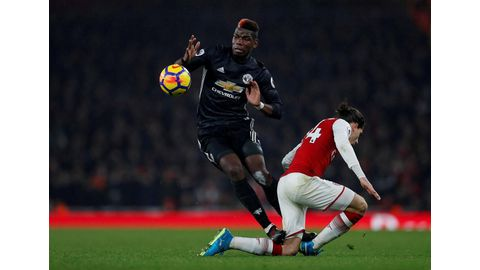 Pogba to miss derby