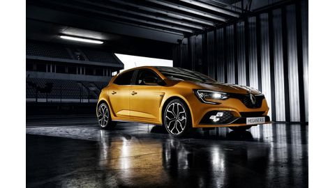 The adrenaline-pumping New Mégane R.S. is here!