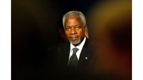 Kofi Annan's death a great loss to Africa